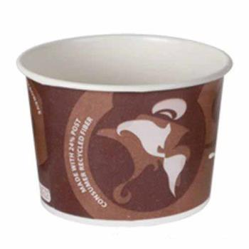 57157 - Eco-Products - EP-BRSC16-EW - 16 oz Evolution World™ Recycled Hot-Cold Container Product Image