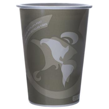 57158 - Eco-Products - EP-BRSC32-EW - 32 oz Evolution World™ 24 Percent Post-Consumer Recycled Content Hot and Cold Food Containers Product Image