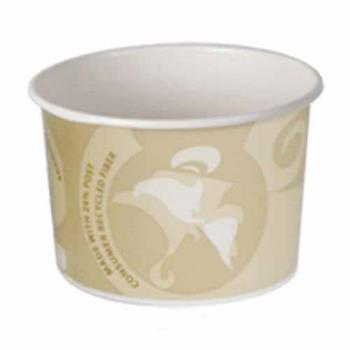 57119 - Eco-Products - EP-BRSC8-EW - 8 oz Evolution World™ Recycled Hot-Cold Containers Product Image