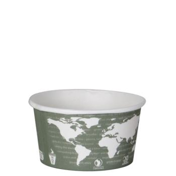 56142 - Eco-Products - EP-BSC12-WA - 12 oz World Art™ Compostable Soup Containers Product Image
