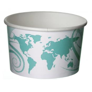 56204 - Eco-Products - EP-BSC12-WDL - 12 oz World Delight™  Compostable Food Containers Product Image