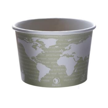 56143 - Eco-Products - EP-BSC16-WA - 16 oz World Art™ Compostable Soup Containers Product Image