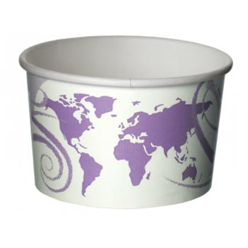 56205 - Eco-Products - EP-BSC16-WDL - 16 oz World Delight™  Compostable Food Containers Product Image