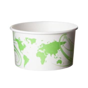 56203 - Eco-Products - EP-BSC5-WDL - 5 oz World Delight™ Renewable and Compostable Food Containers Product Image
