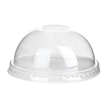 56211 - Eco-Products - EP-BSC5DLID - 5 oz  Compostable Dome Food Container Lid Product Image