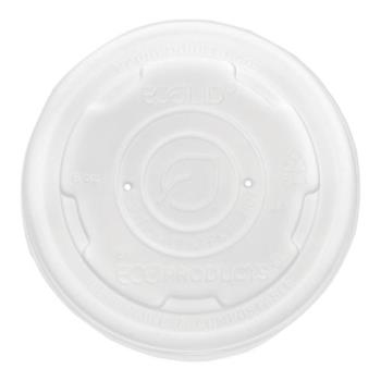 56185 - Eco-Products - EP-ECOLID-SPS - 8 oz EcoLid®  Compostable Soup Container Lids Product Image