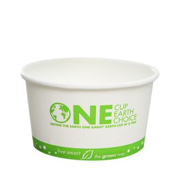 56253 - Karat Earth - KE-KDP12 - 12 oz Paper Food Containers Product Image
