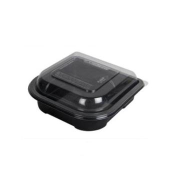 56154 - Eco-Products - EP-PTOR6 - 6 in Recycled PET Take Out Containers Product Image