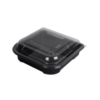 56155 - Eco-Products - EP-PTOR7 - 7 in Recycled PET Take Out Containers Product Image