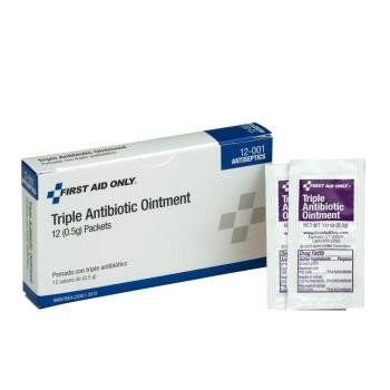 54105 - First Aid Only - 12-001 - Antibiotic Ointment Product Image