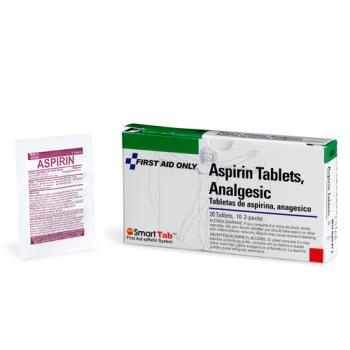 54135 - First Aid Only - 20-112 - Asprin Tablets Product Image