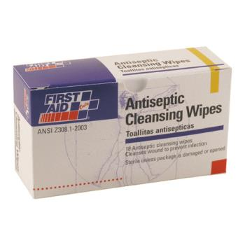 54103 - First Aid Only - 51028 - Antiseptic Wipes Product Image