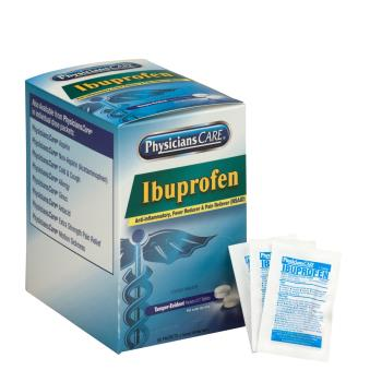 54137 - First Aid Only - 90015 - PhysiciansCare Ibuprofen Tablets Product Image