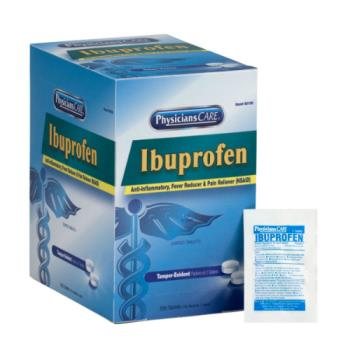 FAO90109 - First Aid Only - 90109 - PhysiciansCare Ibuprofen Tablets Product Image