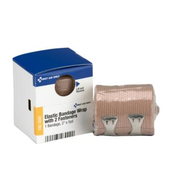 54075 - First Aid Only - FAE-3009 - 2 in x 5 yd Elastic Bandage Wrap Product Image