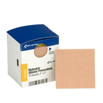 54087 - First Aid Only - FAE-6013 - 2 in x 2 in Moleskin Blister Cushion Product Image