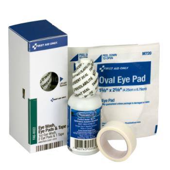 54089 - First Aid Only - FAE-6022 - 1 oz Eyewash Pack Refill Product Image