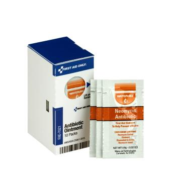 54095 - First Aid Only - FAE-7021 - Single Use First Aid Antibiotic Ointment Product Image
