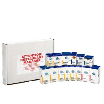 FAOFAE8010 - First Aid Only - FAE-8010 - SmartCompliance Cabinet Refill Product Image