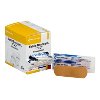 54126 - First Aid Only - G121 - 1 in x 3 in Adhesive Bandages Product Image