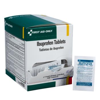 54137 - First Aid Only - H430 - Ibuprofen Tablets Product Image