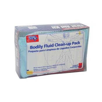 54151 - First Aid Only - 214-P - Body Fluid Clean-Up Kit Product Image