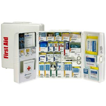 FAO90660 - First Aid Only - 90660 - Large SmartCompliance First Aid Cabinet Product Image