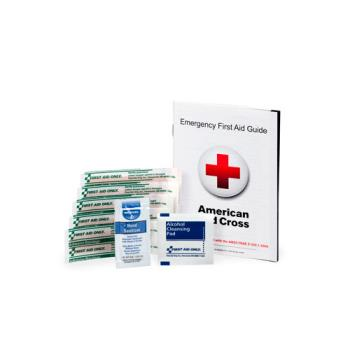 54074 - First Aid Only - FAE-6017 - First Aid Guide Refill Kit Product Image