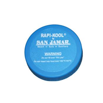 86207 - San Jamar - RCUCAPPAK - Rapi-Kool® Replacement Caps Product Image