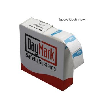 DAY1100213 - DayMark - 1100213 - DuraMark 3/4 in Round Wednesday Label Product Image