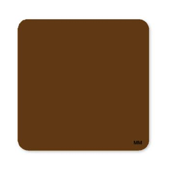 DAY1100434 - DayMark - 1100434 - MoveMark 2 in x 2 in Brown Label Product Image