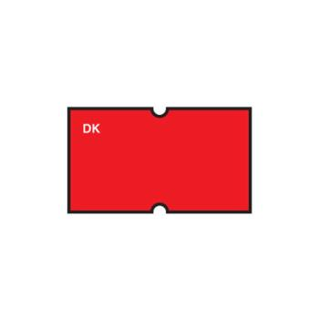 DAY110419 - DayMark - 110419 - DuraMark DM3 1 Line Red Label Product Image