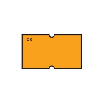 DAY110420 - DayMark - 110420 - DuraMark DM3 1 Line Orange Label Product Image