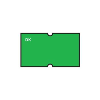 DAY110421 - DayMark - 110421 - DuraMark DM3 1 Line Green Label Product Image
