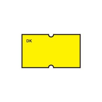 DAY110430 - DayMark - 110430 - DuraMark DM3 1 Line Yellow Label Product Image