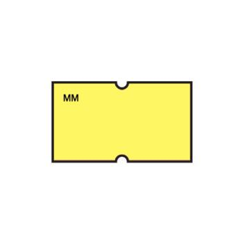 DAY110434 - DayMark - 110434 - MoveMark DM3 1 Line Yellow Label Product Image