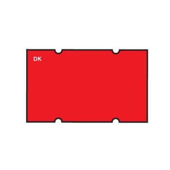 DAY110466 - DayMark - 110466 - DuraMark DM5 3 Line Red Label Product Image