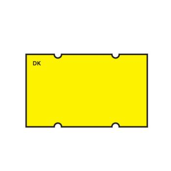 DAY110472 - DayMark - 110472 - DuraMark DM5 3 Line Yellow Label Product Image