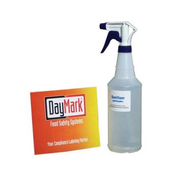 DAY112237 - DayMark - 112237 - DuraMark 2 in x 2 1/2 in Chemical Label System Product Image