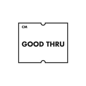 DAY113330 - DayMark - 113330 - CoolMark DM4 2 Line Good Thru Label Product Image