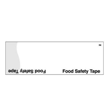 DAY114281 - DayMark - 114281 - ReMark 1 in x 30 yd Food Safety Tape Product Image