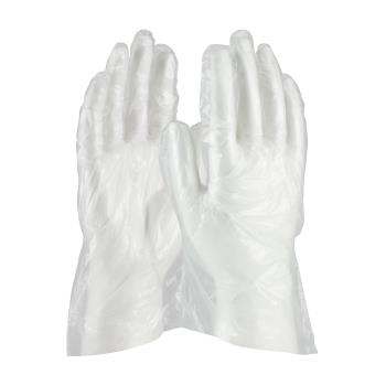 76232 - Commercial - Large Disposable Poly Gloves Product Image