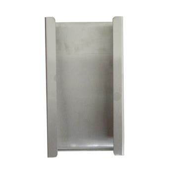 81549 - FMP - 133-1575 - Stainless Steel Glove Dispenser Product Image