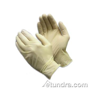 PIN62323PFS - PIP - 62-323PF/S - Powder Free 5 mil Industrial Grade Latex Gloves (S) Product Image