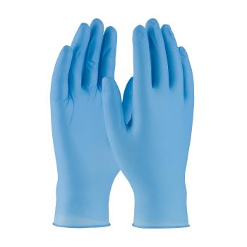 PIN63336PFXL - PIP - 63-336PF/XL - Blue Powder Free 6 mil Industrial Grade Nitrile Gloves (XL) Product Image