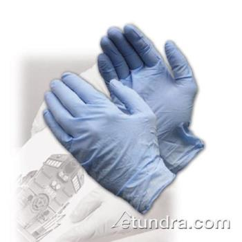 PIN63532PFM - PIP - 63-532PF/M - Blue Powder Free 4 mil Nitrile Gloves (M) Product Image