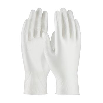 PIN64V3000PFXS - PIP - 64-V3000PF/XS - Clear Powder Free 3 mil Vinyl Gloves (XS) Product Image