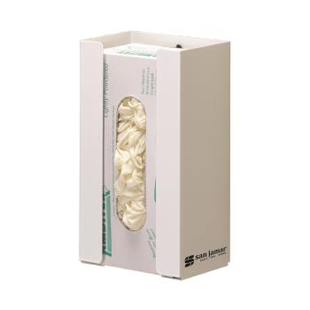 SANG0802 - San Jamar - G0802 - White 1 Box Glove Dispenser Product Image