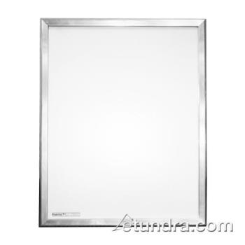 57210 - Commercial - PostGrip Silver Poster Frame Product Image