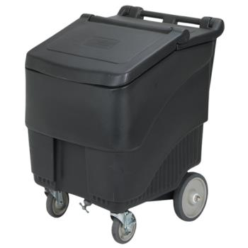 CTM9725BK - Continental Mfg. - 9725BK - 125 Lb ConServ™ Mobile Ice Bin Product Image